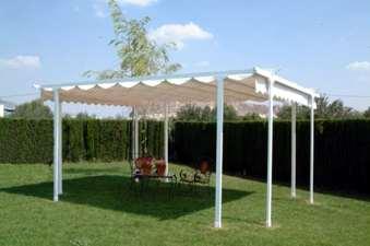 Modelos de toldos para jard n o patio en alcolecha for Toldos para patios precios