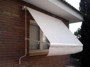 Sistemas de toldos para ventanas en alicante modelos de for Sistemas rieles para toldos