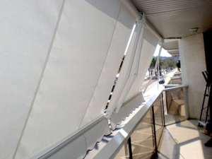 Sistemas de toldos para balcones en alicante modelos de for Brazos para toldos amazon
